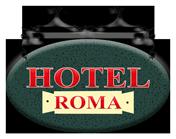 Hotel Albergo Roma Logo